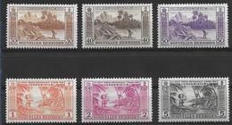 Nelles Hebrides,  Postes & Taxes Neufs ***, Cote 83€70, Voir Description - French Legend