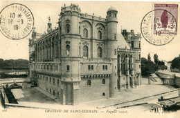 ST GERMAIN En LAYE  =  CHATEAU  Congres De La Paix    483 - St. Germain En Laye