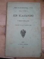 Meetjesland Klaasavond Sinterklaas 1900 186 Blz Goede Staat - Anciens
