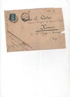 Poste Aux Armées 600 (Levant) N°176  -Devant De Lettre   BEYROUTH-pour XENNOIS  11//3/17-En L'état- - Marcophilie (Lettres)
