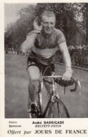 Sport : Cyclisme - André Darrigade, équipe Helyett-Potin (photo Keystone) Offert Par Jours De France - Cycling