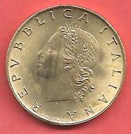 20 Lire , ITALIE , Alu-Bronze , 1984 , N° KM # 97.2 - 20 Lire