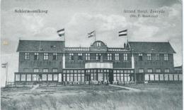 Schiermonnikoog - Strand Hotel - Zeezijde (Dir. F. Broekman) - Uitg. Noordzeebaden En Wagenborg's - 1922 - Schiermonnikoog