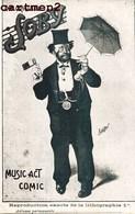 THE ORIGINAL JOBY MUSIC ACT COMIC COMEDIANS EXENTRICS CLOWN CIRQUE CIRCUS PHENOMENE - Circus