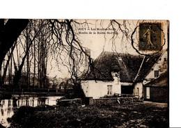 JOUY.  SAINT-PREST. - Les Moulins Neufs. Moulin De La Roche St-Prest. Très Belle CPA, A Circulé En 1925. Voir SCAN - Other Municipalities