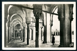 Kairouan, 20.4.1954, Galerie De La Grande Mosquee, - Tunesien