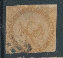 N°3 NUANCE ET OBLITERATION - Eagle And Crown