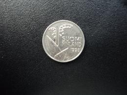 FINLANDE : 10 PENNIÄ  1995 M   KM 65    SUP+ - Finlande