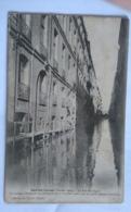 44 - NANTES - INONDATION FEVRIER 1904 - RUE KERVEGAN - VIERGE OFFERTE PAR LA GRANDE LIQUIDATION DES PLANTES STERILISEES - Nantes