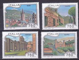ITALIE, N° 2119/22, Tourisme,  Neuf**, ( W1904/129) - 1946-.. République