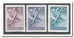 Slowakije 1940, Postfris MNH, Airmail Stamps - Slowakije