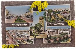 Prix Fixe - Souvenir De Rabat - N° 95.610.68 La Cigogne # 5-12/8 - Rabat
