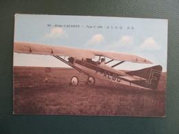 CPA AVION CAUDRON TYPE C 109 - 1919-1938: Entre Guerres