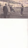 L'Aviation En 1908 - Les Derniers Préparatifs Avant Le Départ à Deux Sur L'Aéroplane - Aviateurs