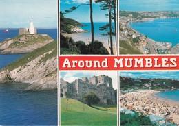 CP -  AROUND MUMBLES  - Non Ecrite - - Pays De Galles