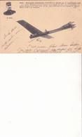 Monoplan Antoinette (Modèle Militaire) Piloté Par Le Lieutenant Jost - Aviateurs