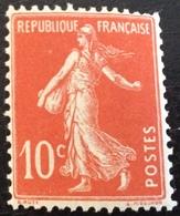 N° 138  NEUF ** SANS CHARNIÈRE ( LOT:30 ) - 1906-38 Semeuse Camée