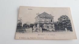 *CALLOO Het Kasteel - Le Château   Oblitérée En 1907 - Beveren-Waas