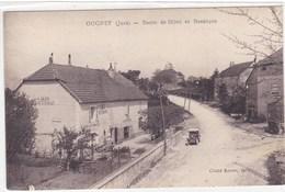 Jura - Ougney - Route De Dijon Et Besançon - Andere Gemeenten