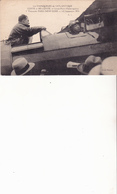 Les Vainqueurs De L'Atlantique - COSTE Et BELLONTYE Et L'avion Point D'Interrogation - 1ère Traversée PARIS NEW YORK - Aviateurs