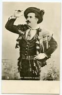 OPERA SINGER : JOSEPH O'MARA - (PHOTO - BASSANO) (TUCKS) - Opera