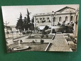 Cartolina Campione D'Italia - Giardini - 1955 - Como
