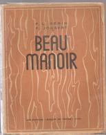 Scoutisme Beau Manoir De P.L. Gérin Dessins De Pierre Joubert Editions Scouts De France Lyon De 1947 - Scoutisme