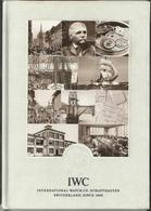 Catalogo 2008 IWC INTERNATIONAL WATCH CO Schaffhausen Switzerland Ediz. Italiana - Altri