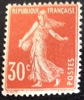 N° 160  NEUF ** SANS CHARNIÈRE ( LOT:41 ) - 1906-38 Sower - Cameo