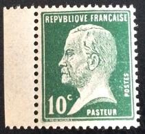 N° 170  NEUF ** SANS CHARNIÈRE ( LOT:46 ) - 1922-26 Pasteur