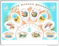 Bloc  N° 86, GORDON BENETT, Neuf - Blocs & Feuillets