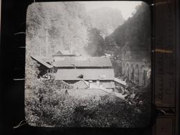 I61 - Plaque Photo - Positif - Paysage - Environs De Pont-Audemer - 27 - Eure - N° 1 - Diapositiva Su Vetro
