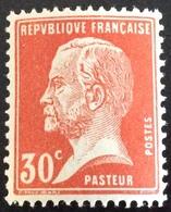 N° 173  NEUF ** SANS CHARNIÈRE ( LOT:49 ) - 1922-26 Pasteur