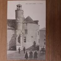 Pont-l'Abbé.le Chateau.vue Différente.édition Villard 253 - Pont L'Abbe