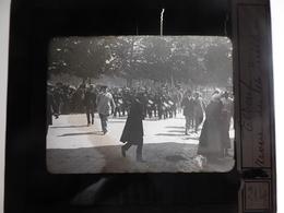 I61 - Plaque Photo - Positif - Elbeuf - 76 - Revue Du 14 Juillet - N° 7 - Diapositiva Su Vetro