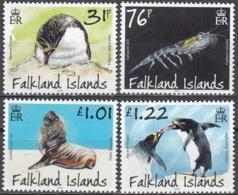 Falkland Islands 2018 Faune Neuf ** - Falkland