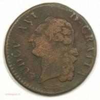 Louis XVI – SOL 1782 AIX - 1774-1791 Louis XVI