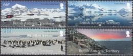 British Antarctic Territory 2018 Paysages Neuf ** - Territoire Antarctique Britannique  (BAT)