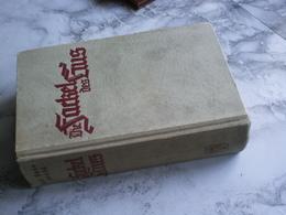 """Karl Hans Strobl: """"Die Fackel Des Hus"""" -éd. Leipzig 1942. - Ciencia Ficción"""