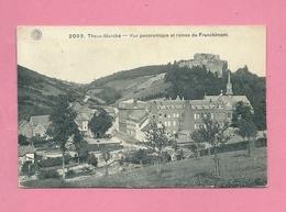 C.P. Theux  Marché =  FRANCHIMONT : Vue  Panoramique Et   Ruines - Theux