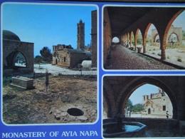 Chypre.   Monastère Ayia Napa       39 - Chypre
