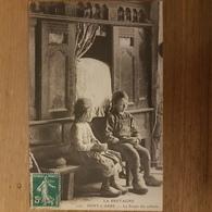 Pont-l'Abbé.la Soupe Des Enfants.coiffe Costume.édition ELD - Pont L'Abbe