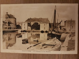 Pont-l'Abbé.le Chateau Et Les Moulins - Pont L'Abbe