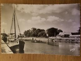 Pont-l'Abbé.la Rivière.semi Moderne Petit Format - Pont L'Abbe