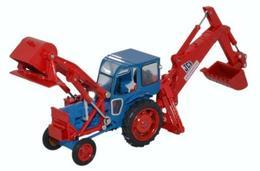 JCB Major Loader Mk1 Excavator. - PKW & Vierräder