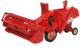 Combine Harvester Red. - PKW & Vierräder