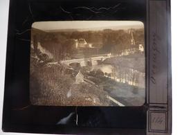I61 - Plaque Photo - Positif - Elbeuf - Acquigny - Eure - N° 17 - Diapositiva Su Vetro
