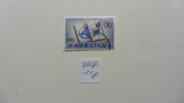 Afrique > Maurice  Timbre  N° 747  Oblitéré - Maurice (1968-...)