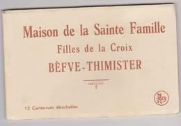 40161  - Befve-Thimister   Filles De La  Croix -)  Carnet  12  Cartes - Thimister-Clermont