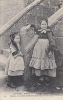 SAINT-HERBOT: Enfants De Saint-Herbot (Coutumes, Moeurs Et Costumes Bretons) - Saint-Herbot